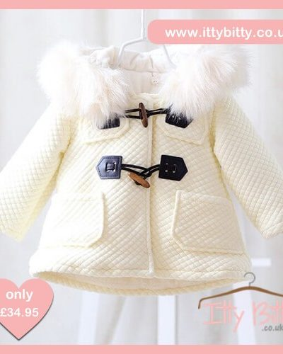 Itty Bitty VIP Thermal Fleece Baby Coat