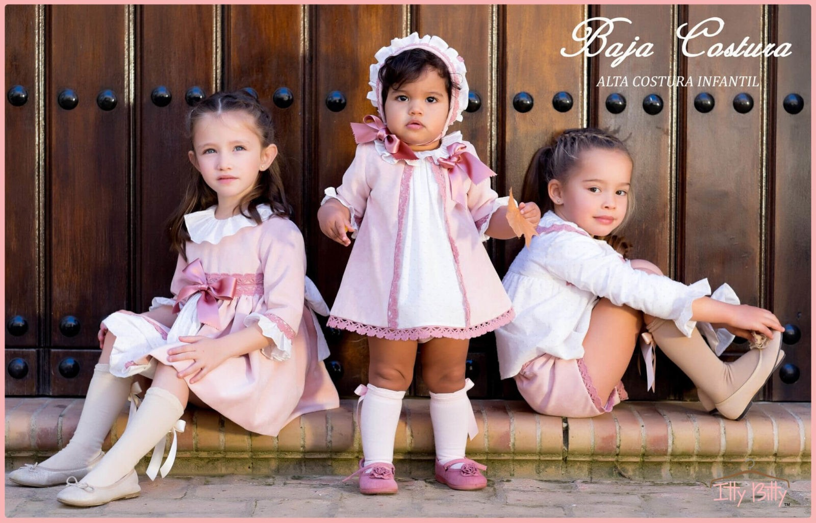Baby Girl Spanish Designer Clothes
