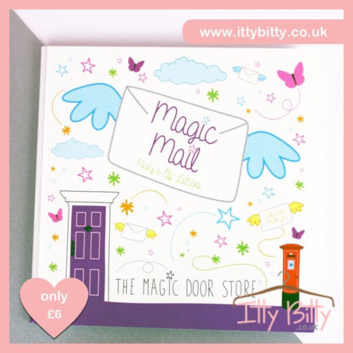 Itty Bitty Magic Mail Fairy and Elf Letters