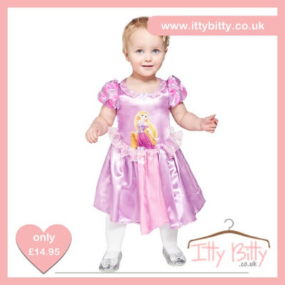 Itty Bitty Disney Rapunzel / Tangled Baby Costume