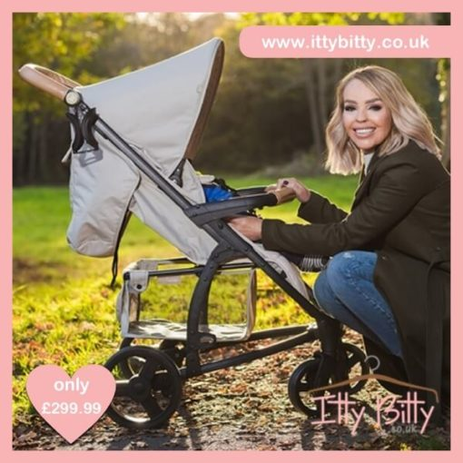 Believe by Katie Piper My Babiie Desert Sage Travel System