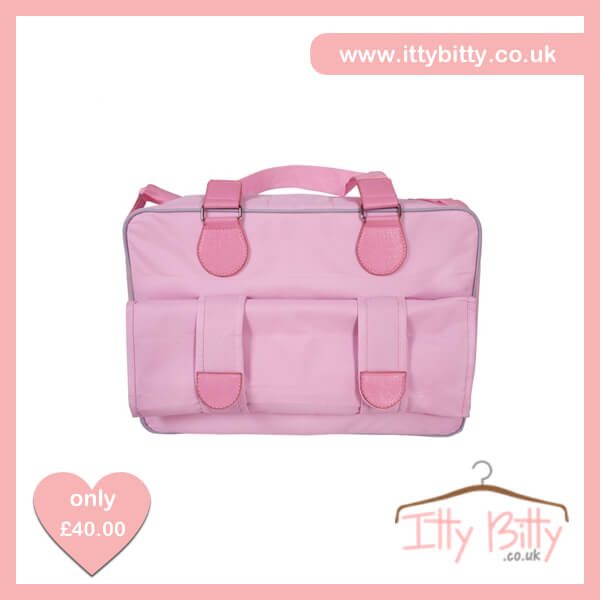 26a673041dab0 My Babiie Katie Piper Pink Deluxe Baby Changing Bag – Baby Boutique ...