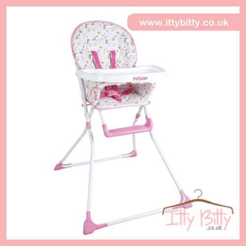 My Babiie Unicorn Highchair