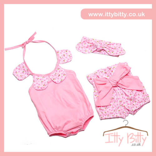 Itty Bitty Sienna 3 Piece Set