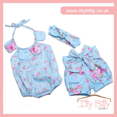 Itty Bitty Tia 3 Piece Set
