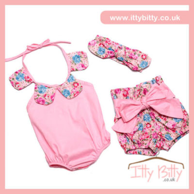 Itty Bitty Alice 3 Piece Set