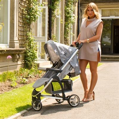 My Babiie Billie Faiers MB100 Star Pushchair