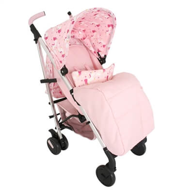 Katie Piper Believe MB51 Pink Unicorns Stroller