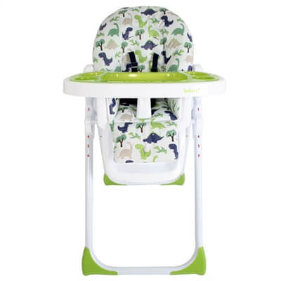 Katie Piper MBHC8DI Dinosaurs Premium Highchair