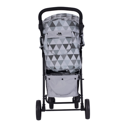 My Babiie Dreamiie by Samantha Faiers MB30 Geometric Monochrom Pushchair Stroller