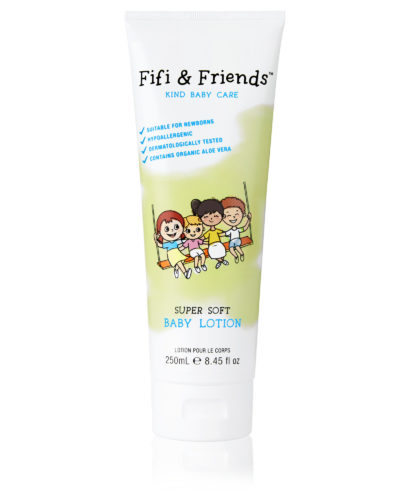 Fifi & Friends Super Soft Baby Lotion