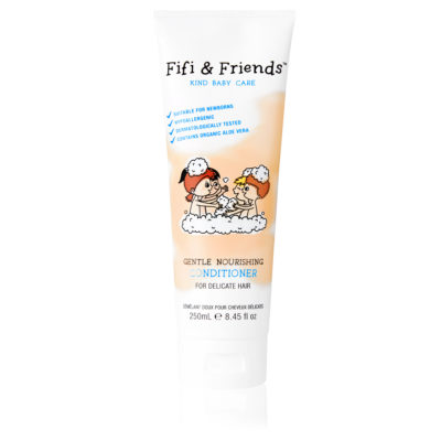 Fifi & Friends Gentle Nourishing Conditioner - Delicate Hair