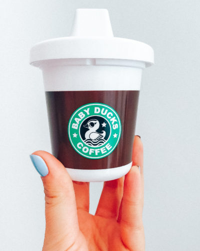 Baby Duck Coffee | Babychino Sippy Take Away Cup