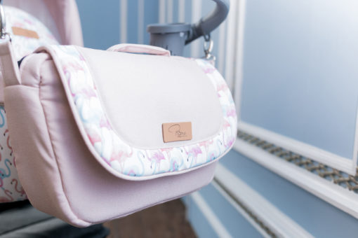 Amy Childs Roma Bambino SE Flamingo Travel System