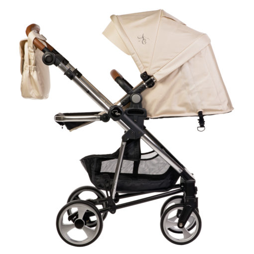 Amy Childs Roma Rizzo Cream Pushchair
