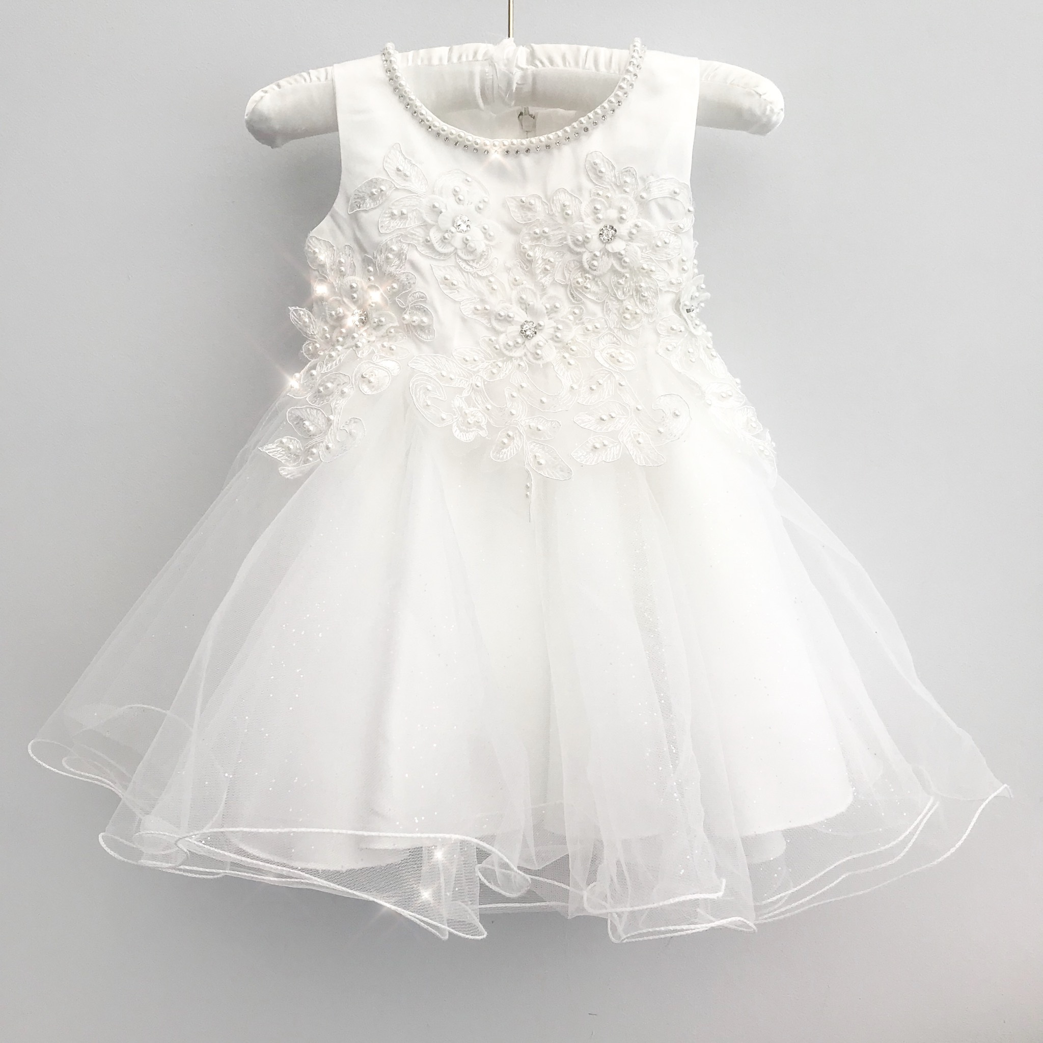fd9f5e028 Itty Bitty Glitter Alicia Tulle dress – Baby Boutique Clothing