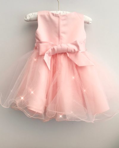 Itty Bitty Glitter Isla Tulle dress