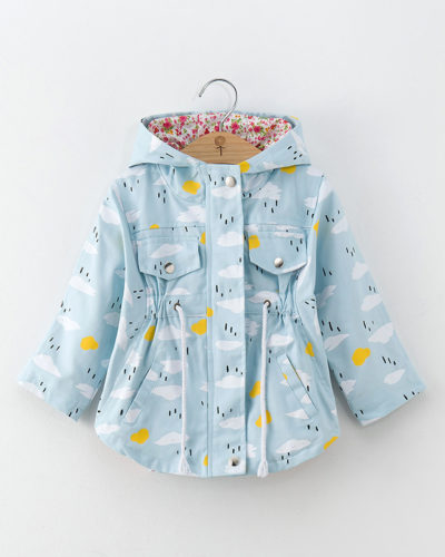 Itty Bitty Blue Summer Jacket