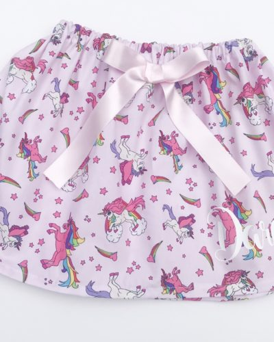 Itty Bitty Personalised Unicorn Skirt
