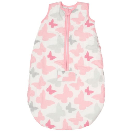 Katie Piper Pink Butterflies Sleeping Bag