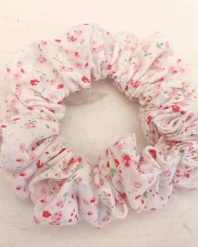 Itty Bitty Ditsy Floral Scrunchie