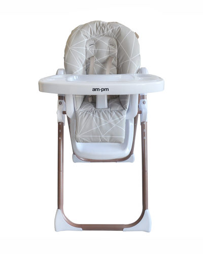 Christina Milian AMPM Geometric Mocha Premium Highchair