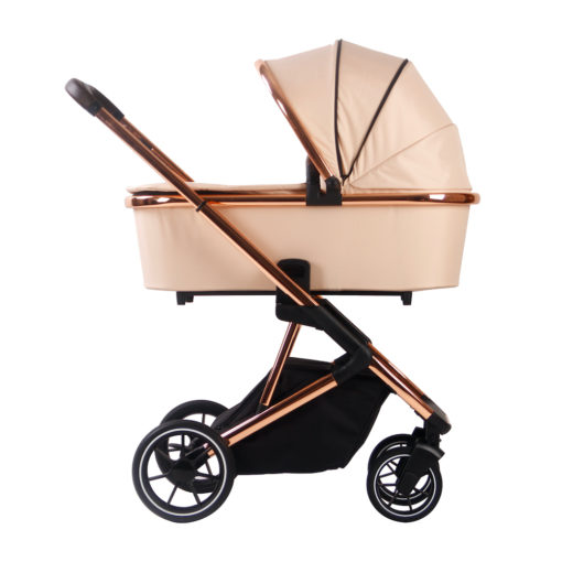 Christina Milian Belgravia Rose Gold Blush Travel System
