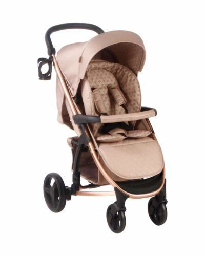 Samantha Faiers MB200 Mocha Monogram Print Pushchair