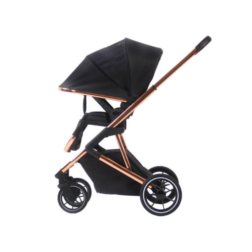 Christina Milian Belgravia Rose Gold Black Travel System