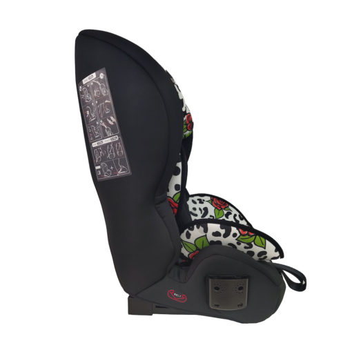 Katie Piper Rose Leopard Isofix Car Seat