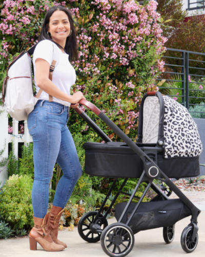 My Babiie MB250 AM to PM by Christina Milian - Leopard