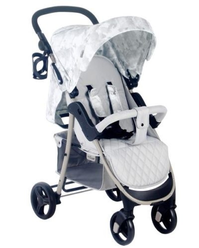 Billie Faiers MB30 Grey Tie Dye Pushchair