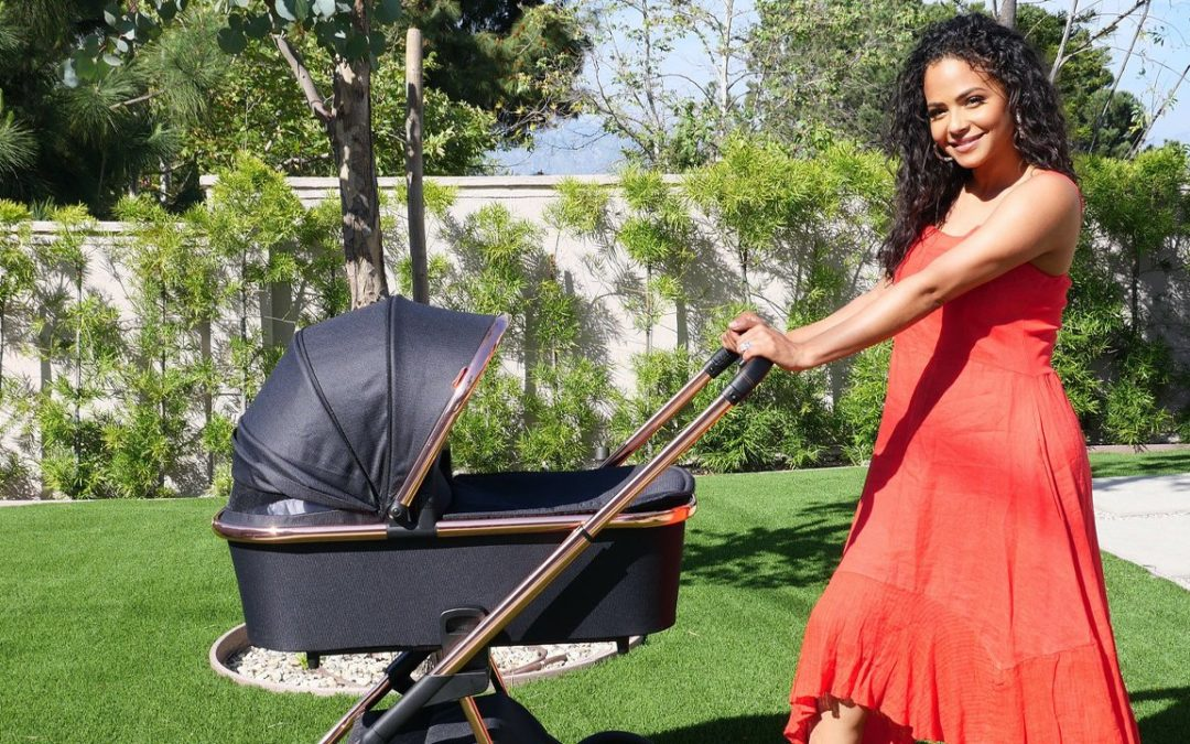 Which strollers do celebrities use?